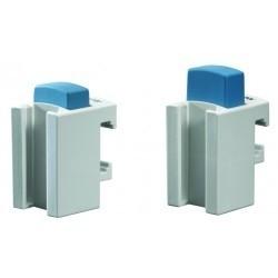 Support plastique à pressoir pour aspirateur - 077.0521