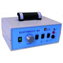 Bistouri électrique Electrocut 200 Dimension : 240 x 160 x 90 mm - 8003