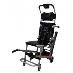 Chaise motorisée S242T POWER TRAXX 4 roues dont 2 pivotantes - repose tête - 555242