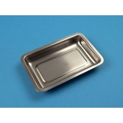 Plateau Inox  Dimension  L 170 x l 110 x H 25 mm - AI17112