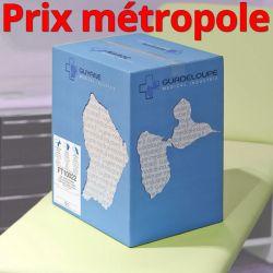 Demi drap d'examen FT10022 ECO Pure ouate lisse  T135 2x18g/m² Carton de 42 rouleaux - J115LMR/FT10022/C611157