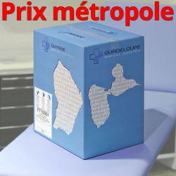 Drap d'examen FT10061 haute qualité Pure ouate lisse T150 2x20g/m² Carton de 12 rouleaux - J227LMR/FT10061/C611303