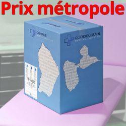 Drap d'examen FT10072 standard Pure ouate lisse T150 2x18g/m² Carton de 12 rouleaux - J215LMR/FT10072/C611310