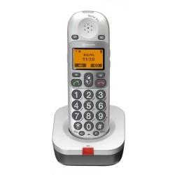 ENSEMBLE DE TÉLÉPHONES FILAIRE ET SANS FIL AMPLICOMMS BIGTEL480-AMP005