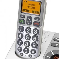 AMPLICOMMS TELEPHONE DECT GROSSE TOUCHE BIGTEL280 AVEC REPONDEUR-AMP012