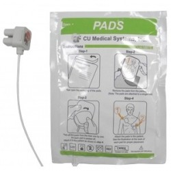 Paire d'électrodes pour défibrillateur COLSON DEF NSI - CC8010300