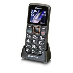 TELEPHONE PORTABLE GSM AMPLICOMMS PowerTel M6300 Portable à grosses touches-AMP001