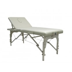 "Table de massage ""WOODPLUS"" pliable à hauteur variable de 60 à 90 cm - WOODPLUS"