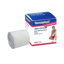 Bande de contention Tensoplast®  Dimension 2,5 m x 6 cm - 7205082