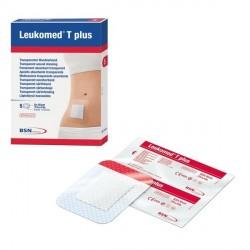 Pansement adhésif Leukomed® T plus 5 x 7,2 cm  Boite de 5 - 7238219