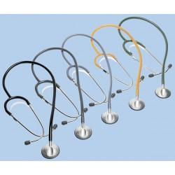 Stéthoscope Anestophon Couleur Noir Longueur 77 cm Idéal Pour infirmiers - DRANES01_N