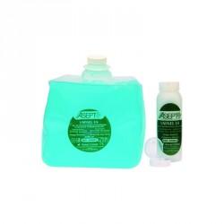 Gel Echographie Unigel bleuté  Flacon 250 ml et Bidon 5 L - 250820