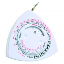 Ruban BMI  2 mètres Dimension 90 mm de chaque coté  Poids 77 g -  4444460